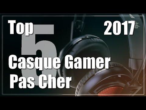 Top 5 Casque Gamer Pas Cher 2017 | Moins de 40€