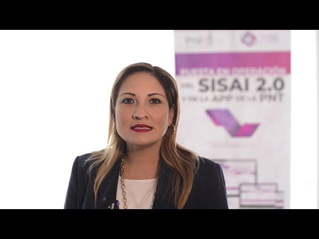 SISAI 2.0   Opinión de Magda Eugenia de Jesús Lozano Ocman.