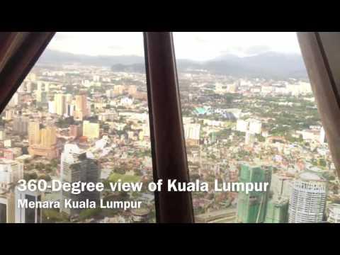 Menara Kuala Lumpur Observation Deck