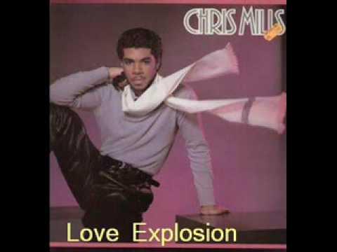 Chris Mills - - Love Explosion (1981)