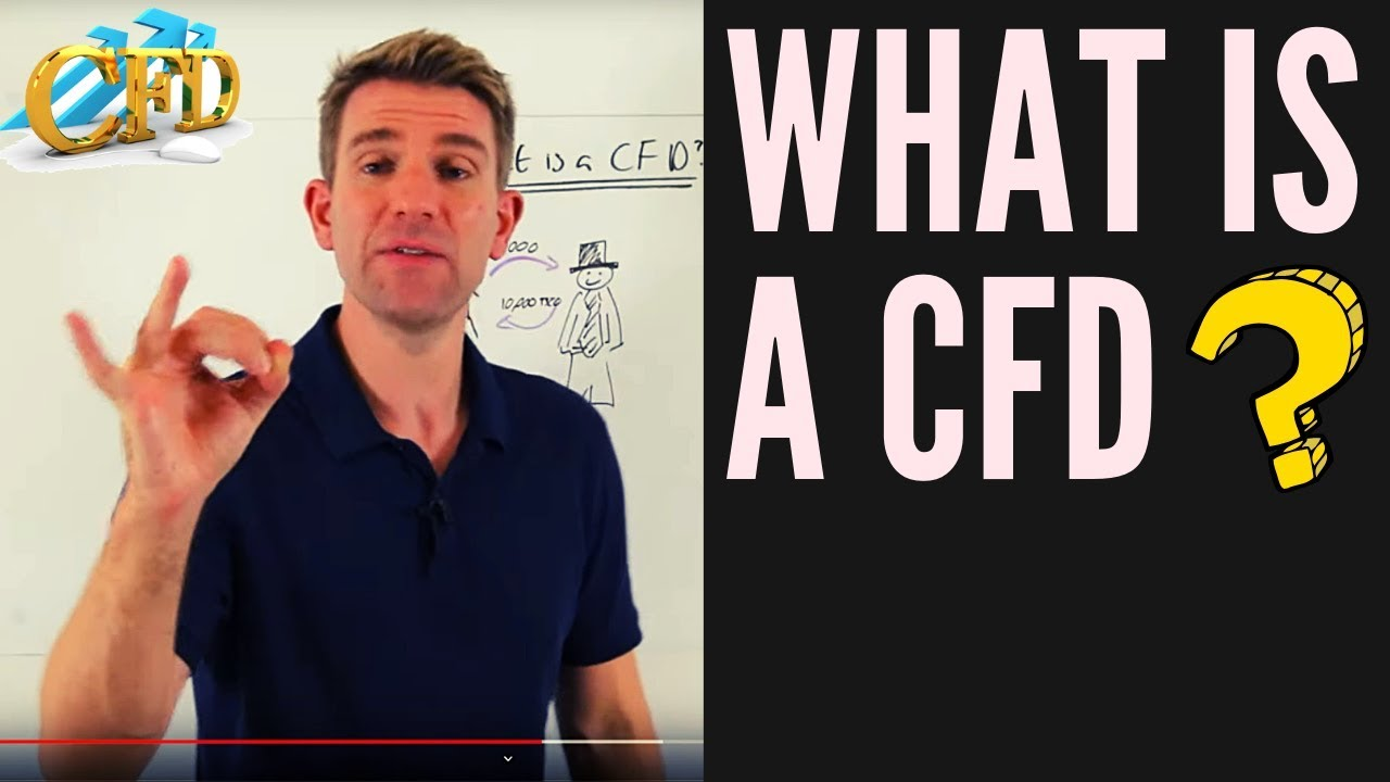 WHAT IS A CFD CFD TRADING