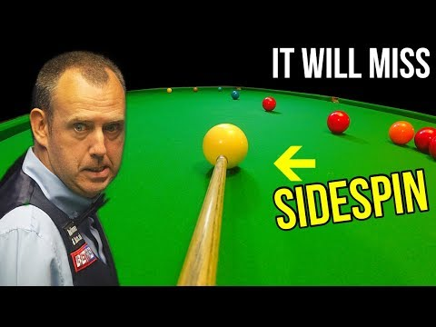 Unusual Reasons For Missing Snooker Shots