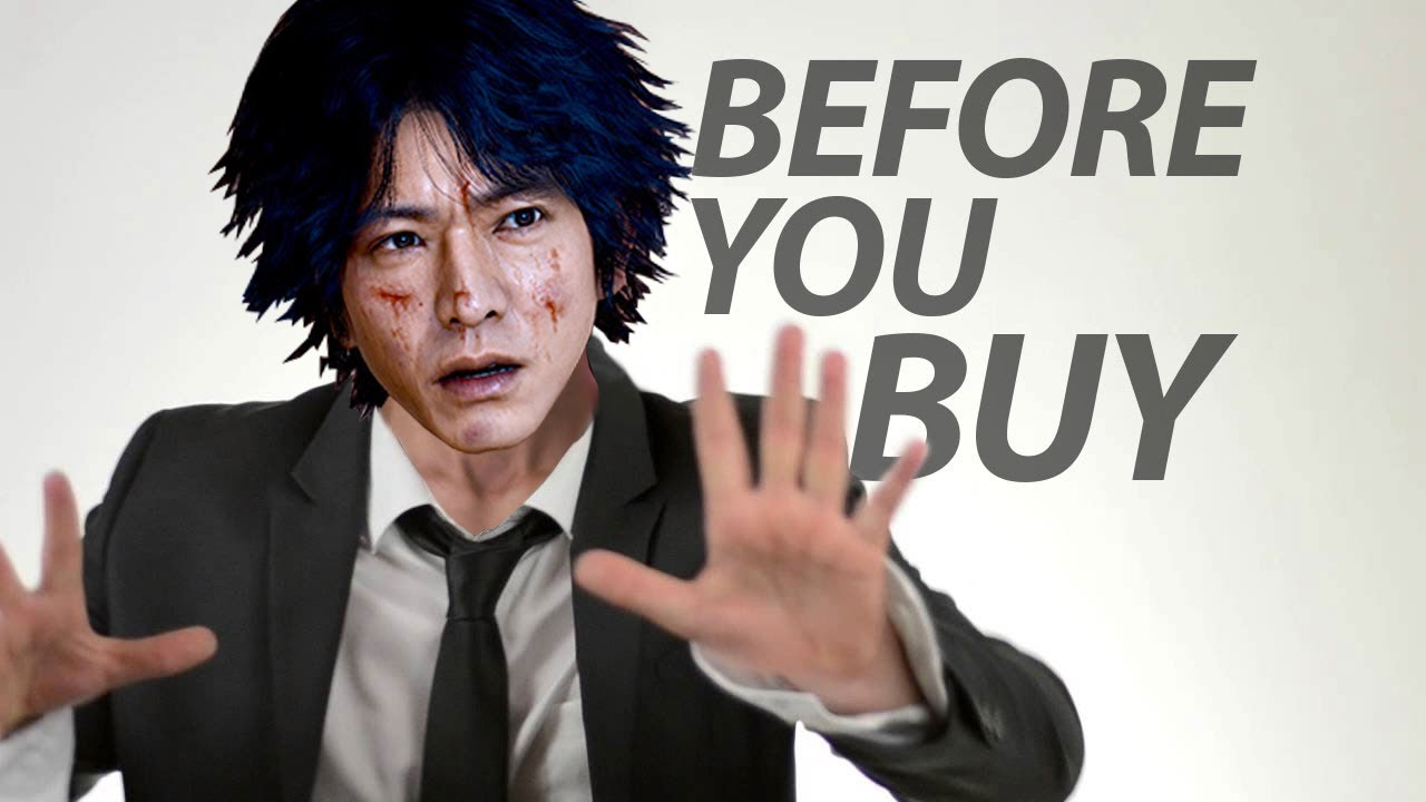 Lost Judgment - Before You Buy (Video Game Video Review)