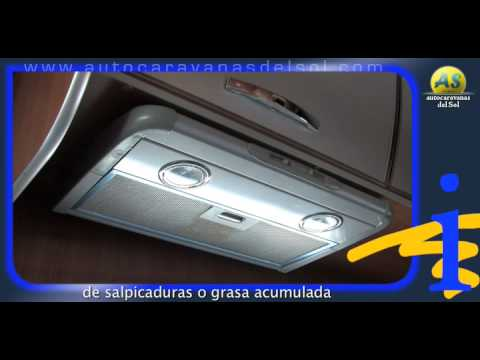 V deos instructivos extractor de cocina baraldi youtube - Estractor de cocina ...