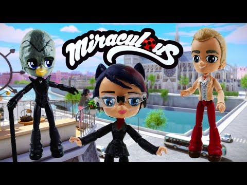 Compilation - Miraculous Ladybug Custom Gabriel Agreste Nathalie Sancoeur and Hawk Moth
