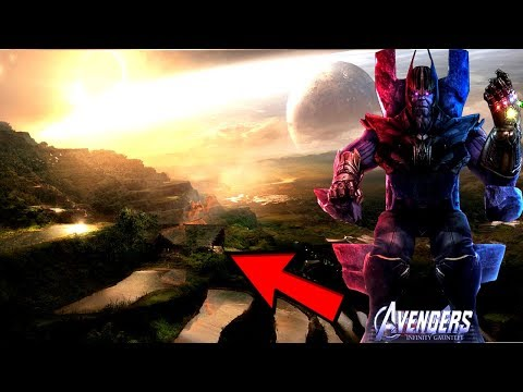 Where Thanos Is In Avengers 4 Possibly REVEALED? Deleted Scenes & Concept Art From Infinity War