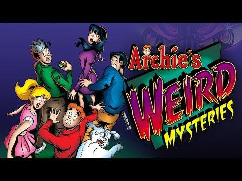 Random Movie Pick - Archie's Weird Mysteries - Intro YouTube Trailer