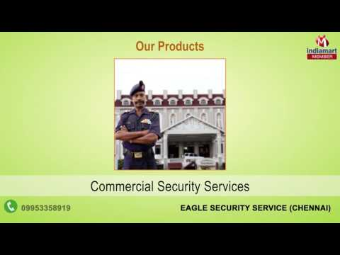 Security Services & Uniforms By Security Service, Chennai
