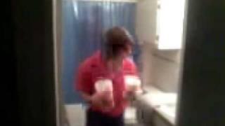 Jared Gets an Ice Bath!