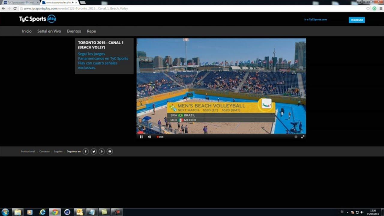 Vivo Tyc Sports Play | STREAMING EN VIVO DIRECTO