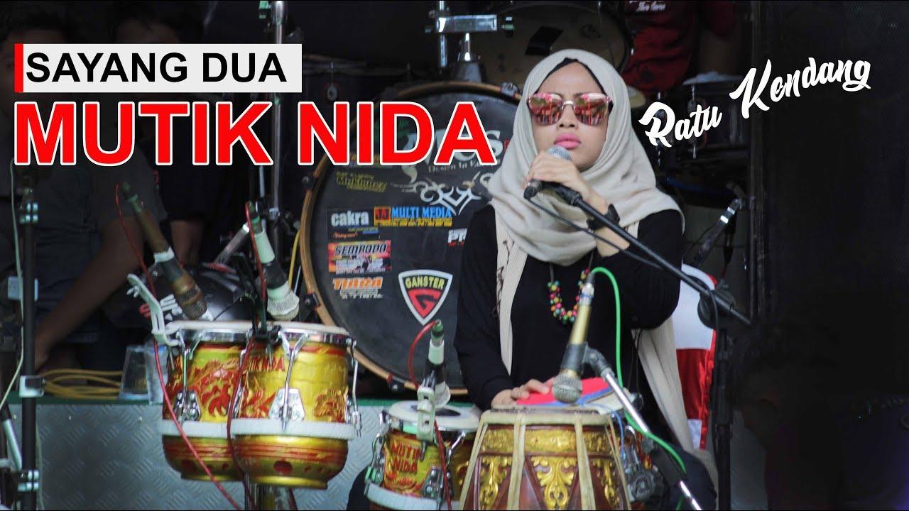 """SAYANG 2 MUTIK NIDA SPEED DETIK 04;40 """"RATU KENDANG"""" FULL NGENDANG #ABR MUSIK #1"""