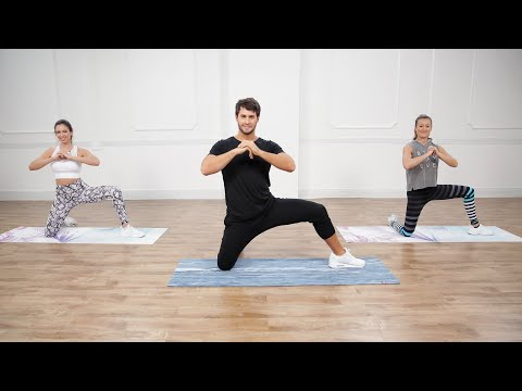 Booty-, Thigh-, and Abs-Toning Workout From a Victoria's Secret Model Trainer