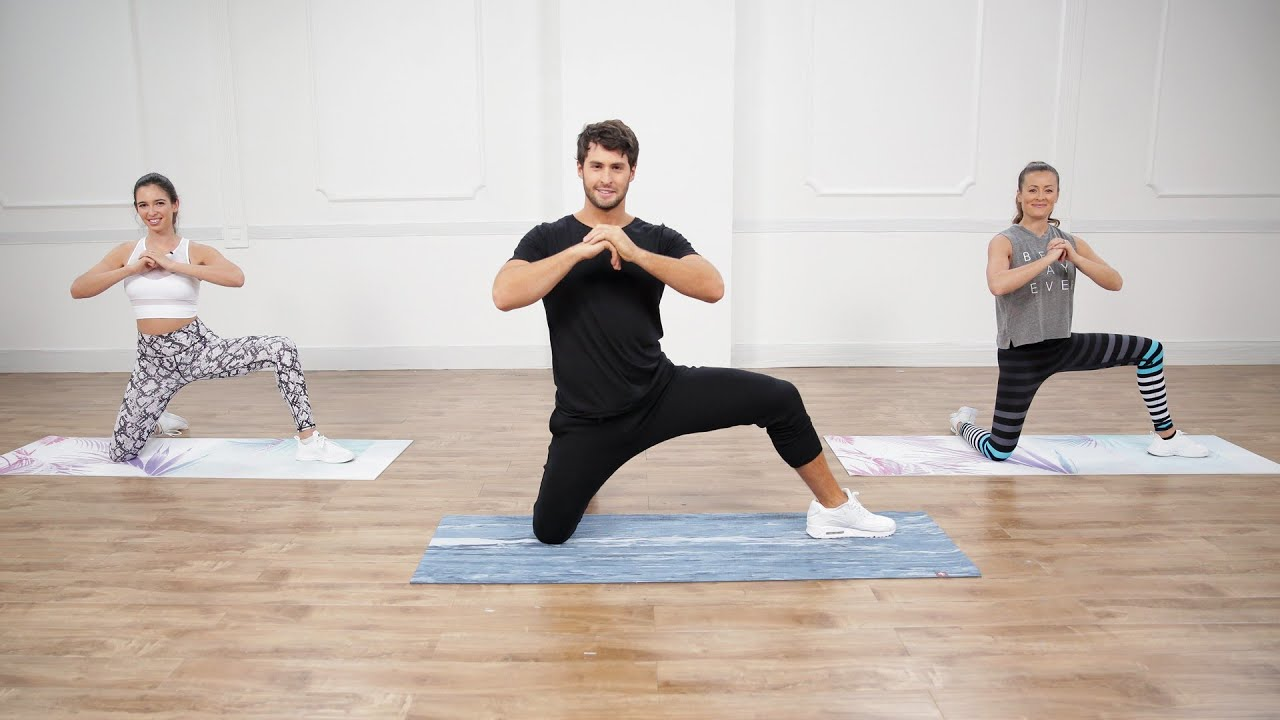 Download Booty-, Thigh-, and Abs-Toning Workout From a Victoria's Secret Model Trainer
