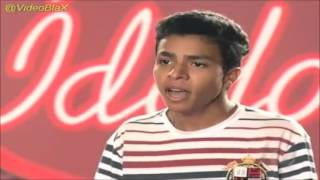 Ídolos 2012 (11/09) - Thiago canta PAULA FERNANDES - Muito comédia