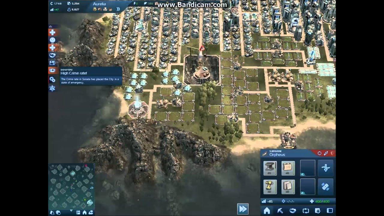 Anno 2070 tech city youtube for Anno 2070 find architect