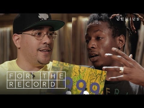 Joey Bada$$ On �', Using Type-Beats and Capital STEEZ Competition | For The Record