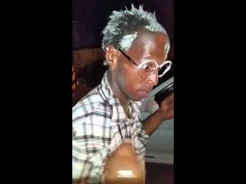 Funny Rapper in Dominica - Happiest Guy Alive - Best Rapper Alive