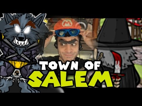 Mr. EyeBrows the Killer Werewolf! (Town of Salem ft. ChilledChaos, ZeRoyalViking, and TheRPGMinx)