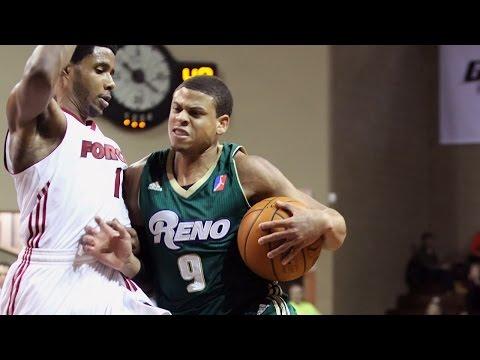 Sacramento Kings rookie Ray McCallum - 2013-14 NBA D-League Highlights