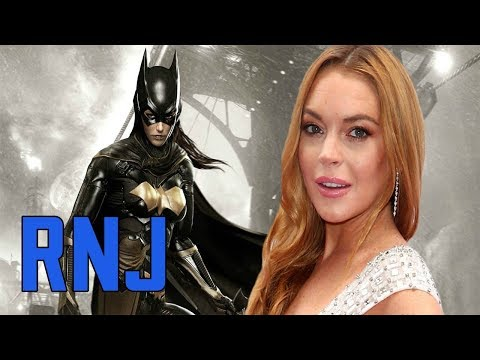 Should DC Cast Lindsay Lohan as Batgirl?