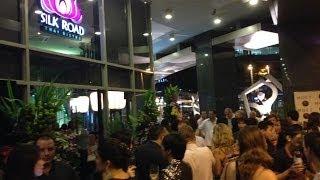 Silk Road Thai Bistro Net Quad 30th Street 4th Avenue BGC Launch Party by HourPhilippines.com