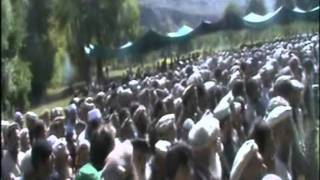 Funeral of Late Mehtar of Chitral HH Saif ul Mulk Nasir