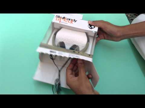 SkullCandy Uprock Headphone Unbox (2) (military camo)