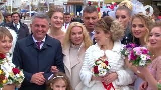 Наша коллега  – участница парада невест / Утренний эфир