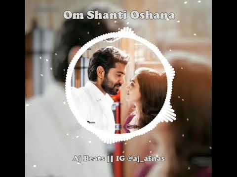Love Bgm || Om Shanti Oshana Bgm || Malayalam Bgm