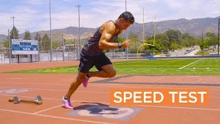 How does your speed compare to the competition?