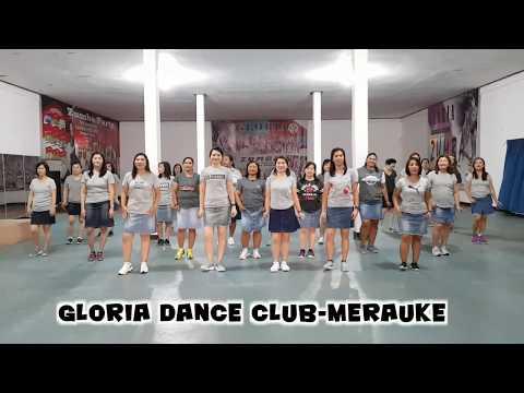 Gloria Dance Club/Line Dance/Beginner/Ding dong