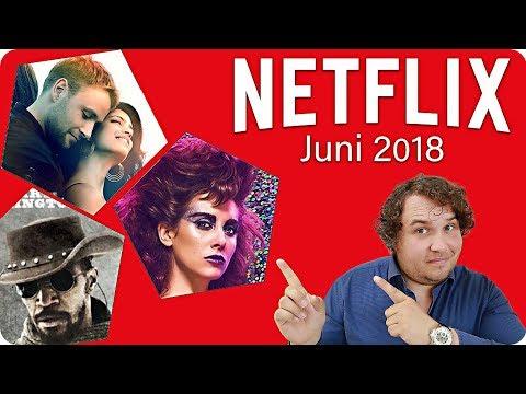 Neu auf Netflix im Juni 2018