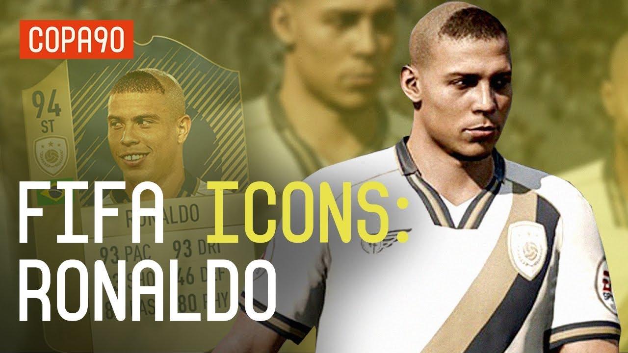 Fifa Icons Explained The Original Ronaldo Youtube