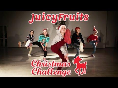 Dj Suede - Christmas Challenge | JuicyFruits | Choreography by Olga Zholkevska | D.Side Dance Studio