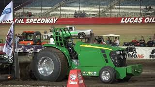 Hurricane Motorsports 2019: Pro Pulling Nationals - Lucas Oil Speedway
