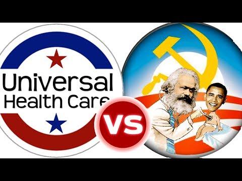 Expert: Single Payer vs. Socialized Health Care In America