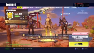 "Sipping 2,800 paVos+ playing with the new skin ""SCORPION"" Fortnite"