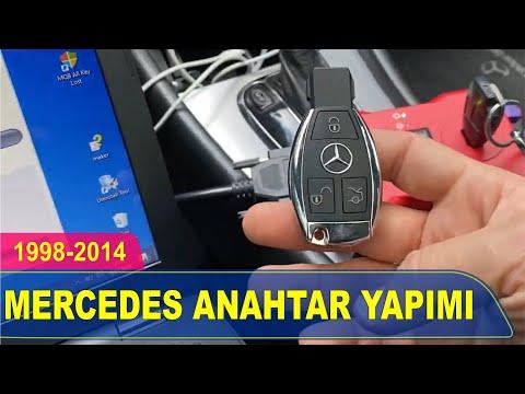 Mercedes Anahtar Yapımı | Yedek Kopyalama - Oto Anahtarcı İstanbul