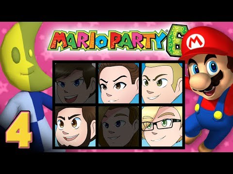 Mario Party 6: The Impossible Mini-Game - EPISODE 4 - Friends Without Benefits