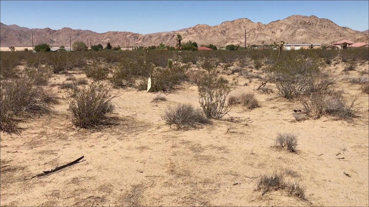 2.28 Acres Vacant Land Lucerne Valley, CA