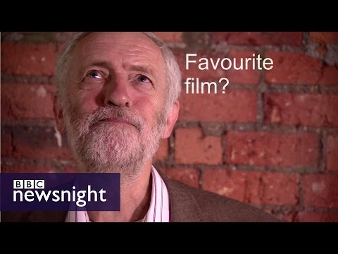 Quickfire questions with Jeremy Corbyn - Newsnight