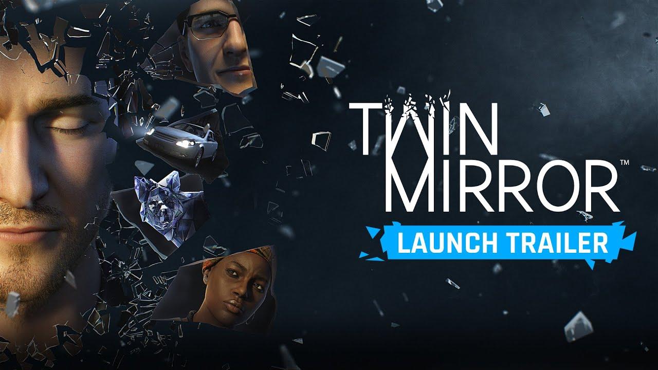 Twin Mirror - Launch Trailer - Gematsu