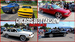 XTREME KUSTOMS AND DTLR CARSHOW BEST SHOW IN CHICAGO