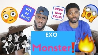Play Video 'EXO_Monster_Music Video Official Reaction'