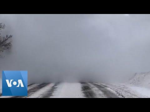 Officials Trigger Avalanche Near Utah Ski Resorts