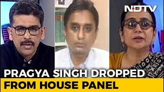Left, Right & Centre   The Pragya Paradox: Maximum Controversy, Muted Action