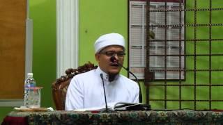Ustaz Muhammad Nazmi Karim: Assyahid Dr Abdul Aziz Rantisi