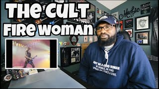 The Cult - Fire Woman | REACTION