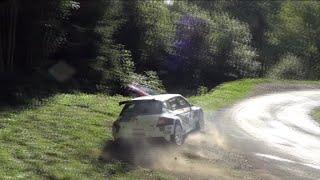 Crashs Rallye Mont Blanc 2016