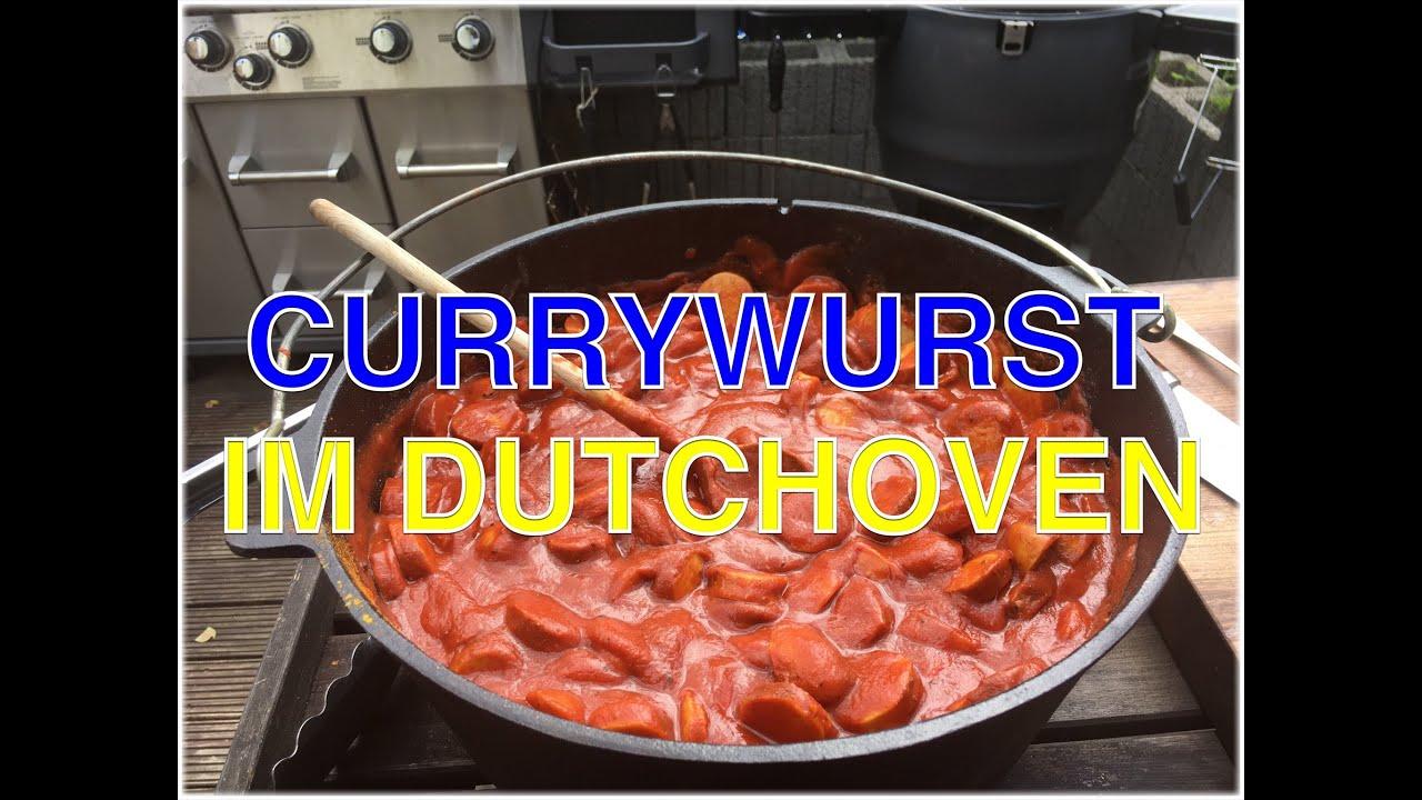 Billig Gasgrill Xxl : Xxl currywurst dopf dutch oven rezept klaus grillt youtube